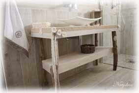d co en bois flotte. Black Bedroom Furniture Sets. Home Design Ideas